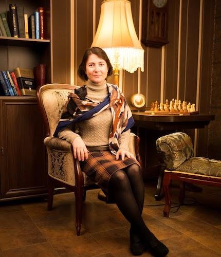 Смирнова Марина Константиновна